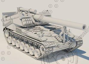 - t92 sau 3d model