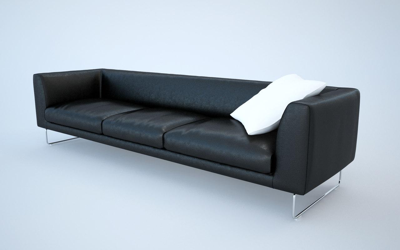sofa elan c4d