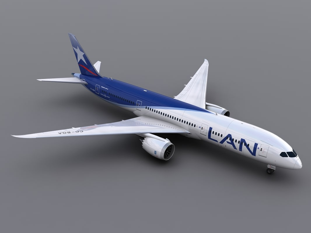 max aircraft lan airlines