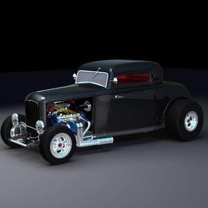 maya 1932 coupe