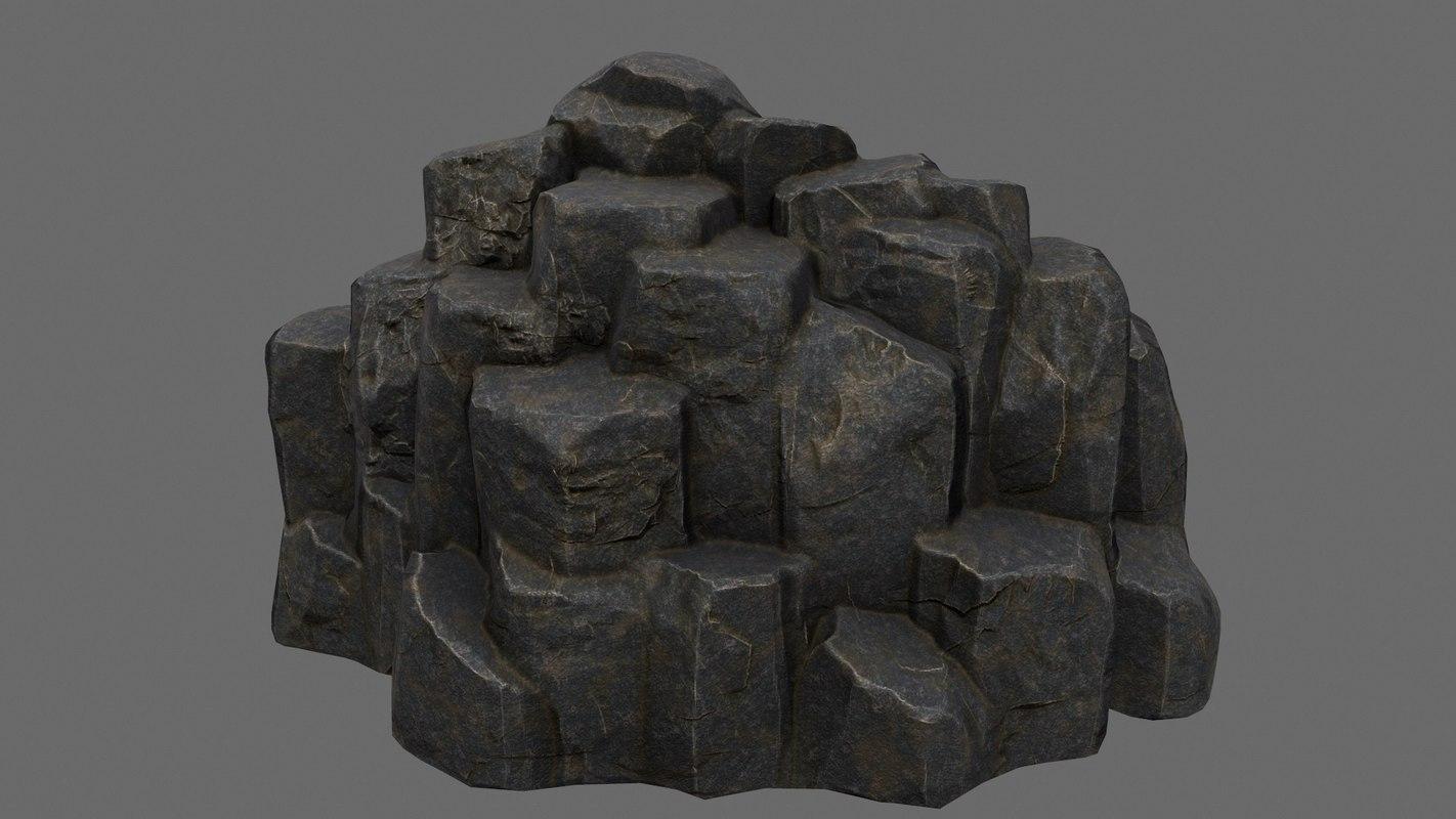 3d rock 2