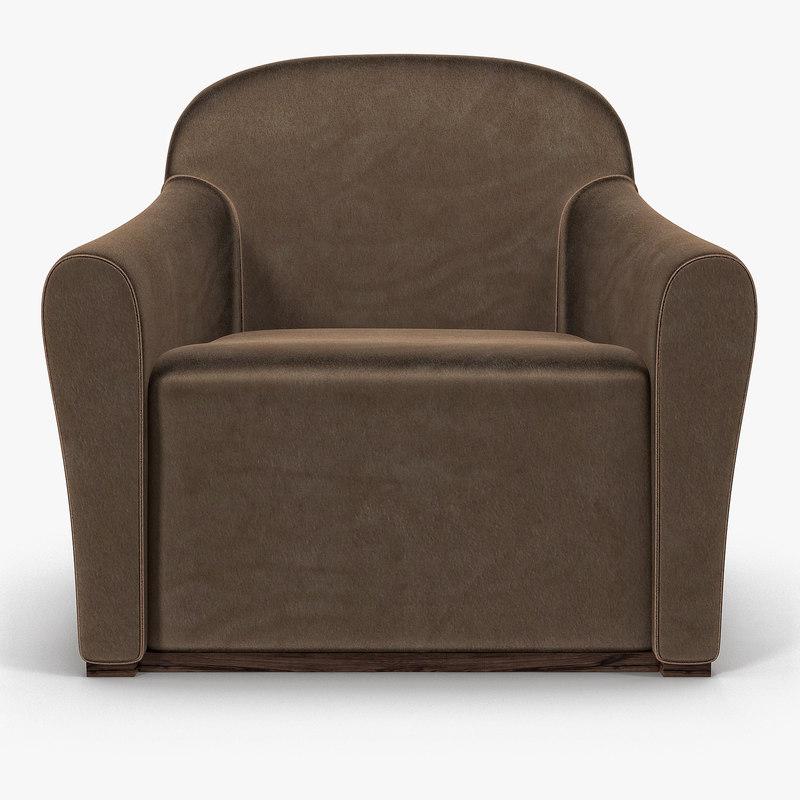 bodemia - nina chair 3ds