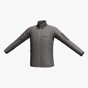 marmot reactor jacket max