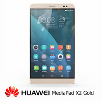 3d model huawei mediapad x2 gold