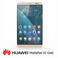 3d model huawei mediapad x2 gold