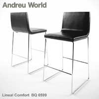 3d model andreu world lineal comfort