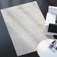 The Rug Company BAMBOO SILK PALE GOLD