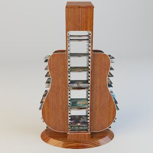 3d 3ds guitar cd
