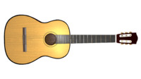 blend spanish guitar