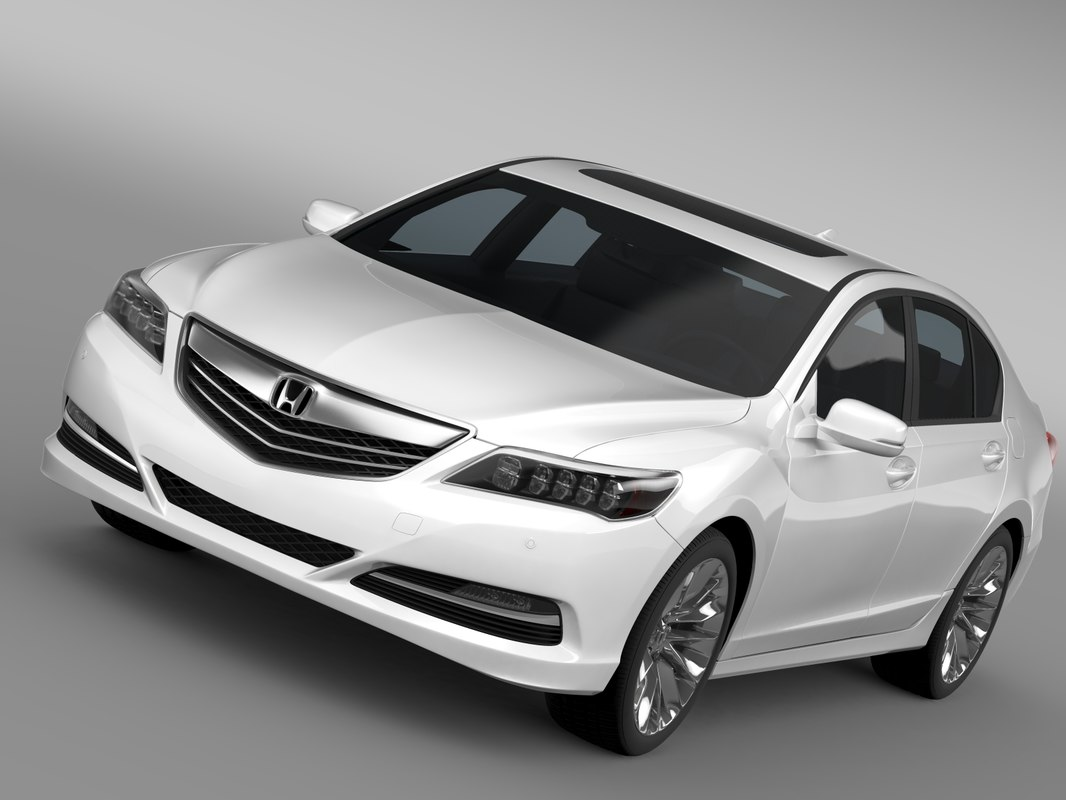 honda legend 2015 3d 3ds