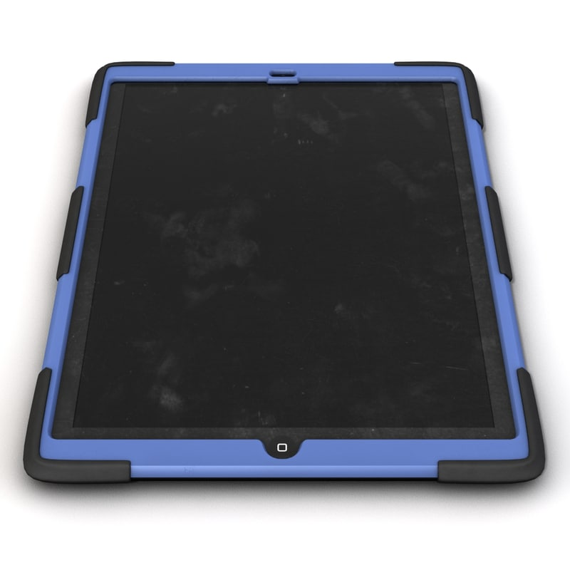 case tablet obj