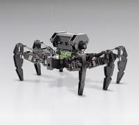 Japanese Hexapod Robot ( Six-legged robot, Kondo KMR-M6 )