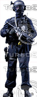 West Midlands Police Firearms