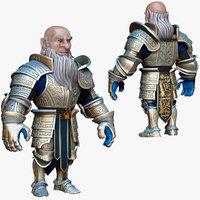 ztl dwarf knight armor