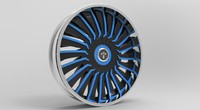3ds max dub turbine