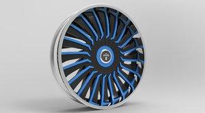 3ds max dub turbine