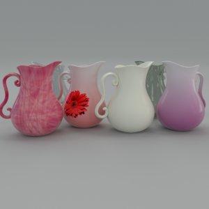 decorative jug 3d model