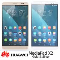 3d huawei mediapad x2 model