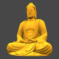 Buddha Sculpture 03
