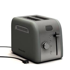 toaster 3d lwo