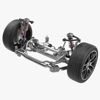 Sedan Front Suspension