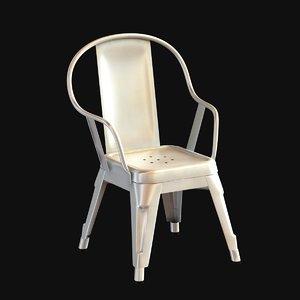 3d max kids chair version xavier