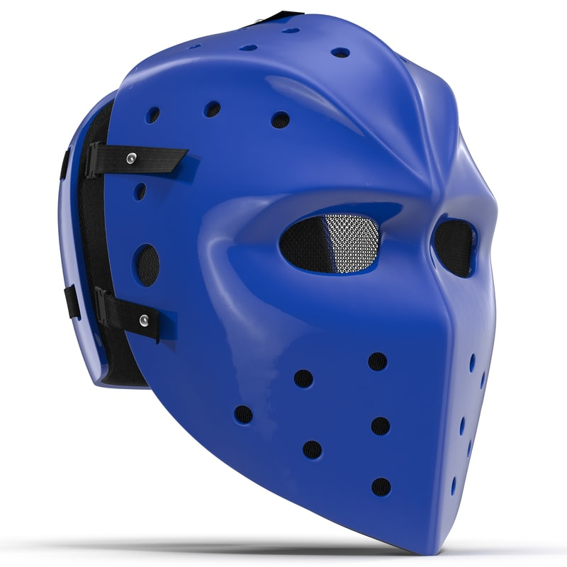 3d 3ds hockey mask 4