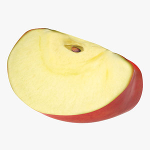 max red apple slice 3
