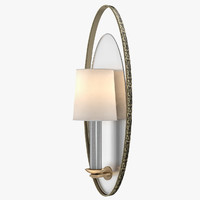 3d model baker leloop sconce