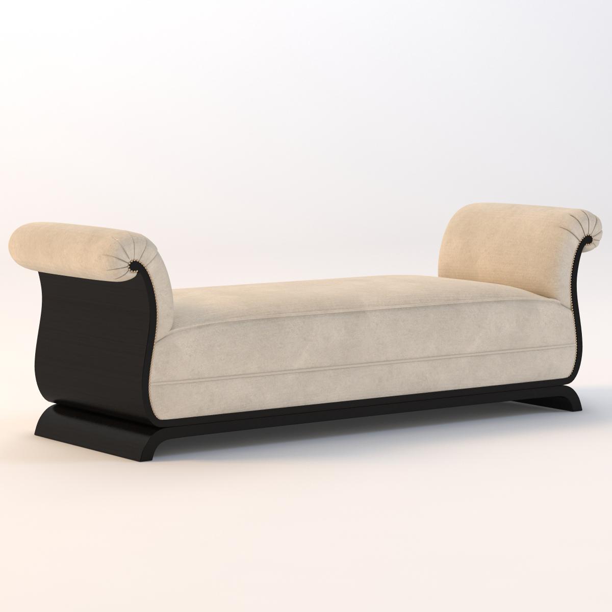 Swell Art Deco Sofa Daybed Evergreenethics Interior Chair Design Evergreenethicsorg