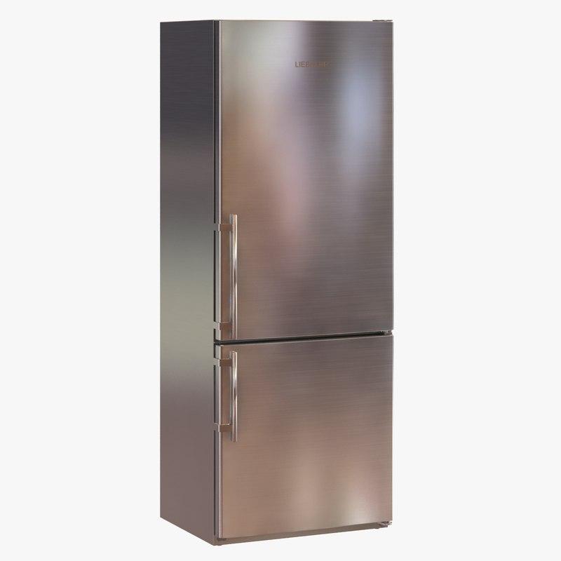 refrigerator liebherr cs1640 freezer max