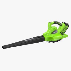 3d leaf blower digipro g-max model