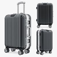 Suitcase Bag Luggage Travel Kingtrip