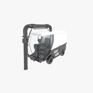 3ds max madvac cr100 road sweeper