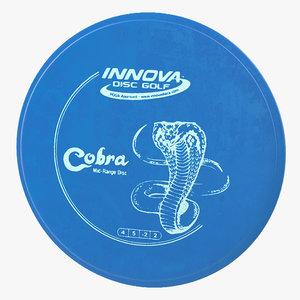 3d model frisbee innova cobra mid-range