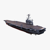 3d uss harry s aircraft carrier