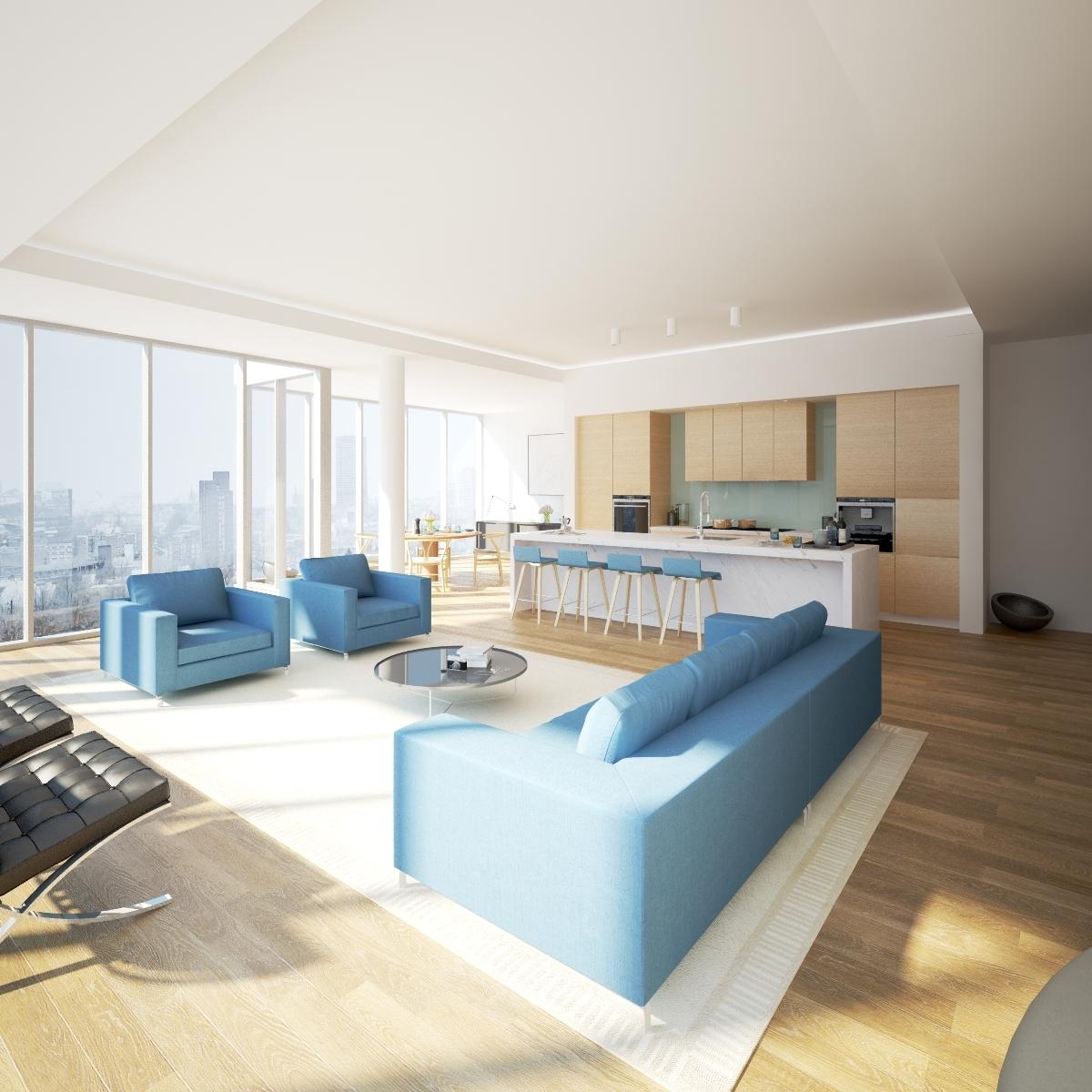 Salon de luxe 5
