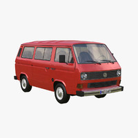 VW Transporter T3 Bus