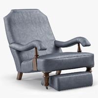 3d byron chair seat