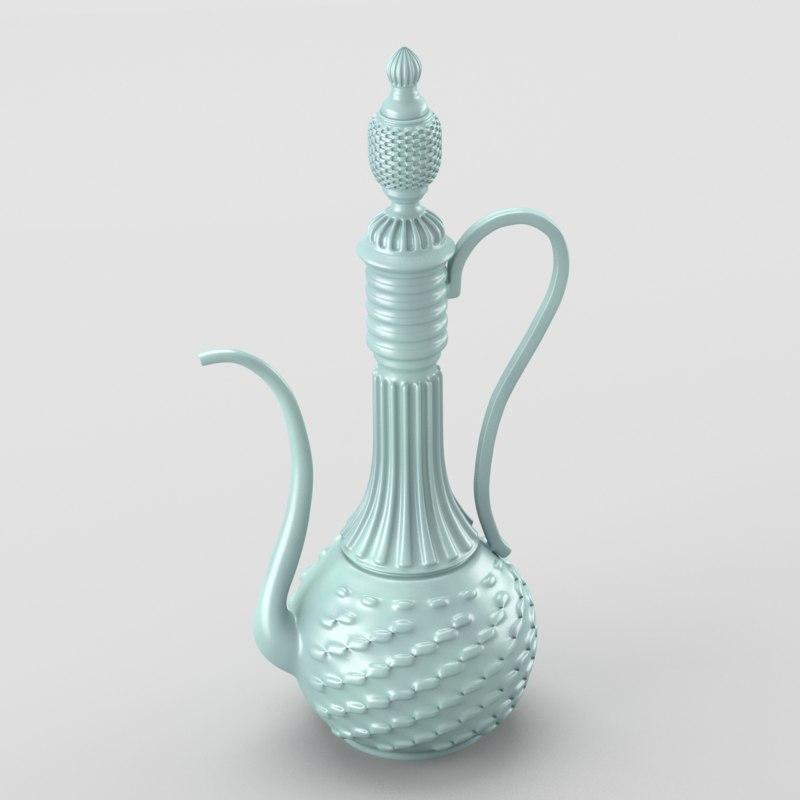 shiny oriental jar x