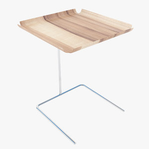table vitra tray max