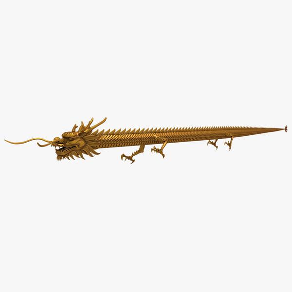 ancient straight dragon max