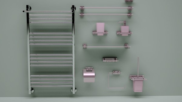 heated towel rail bath max