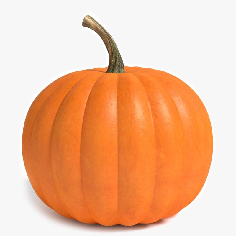 3ds pumpkin