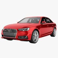 Audi A4 2016 Sedan 04