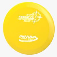 frisbee innova teedevil 3d model