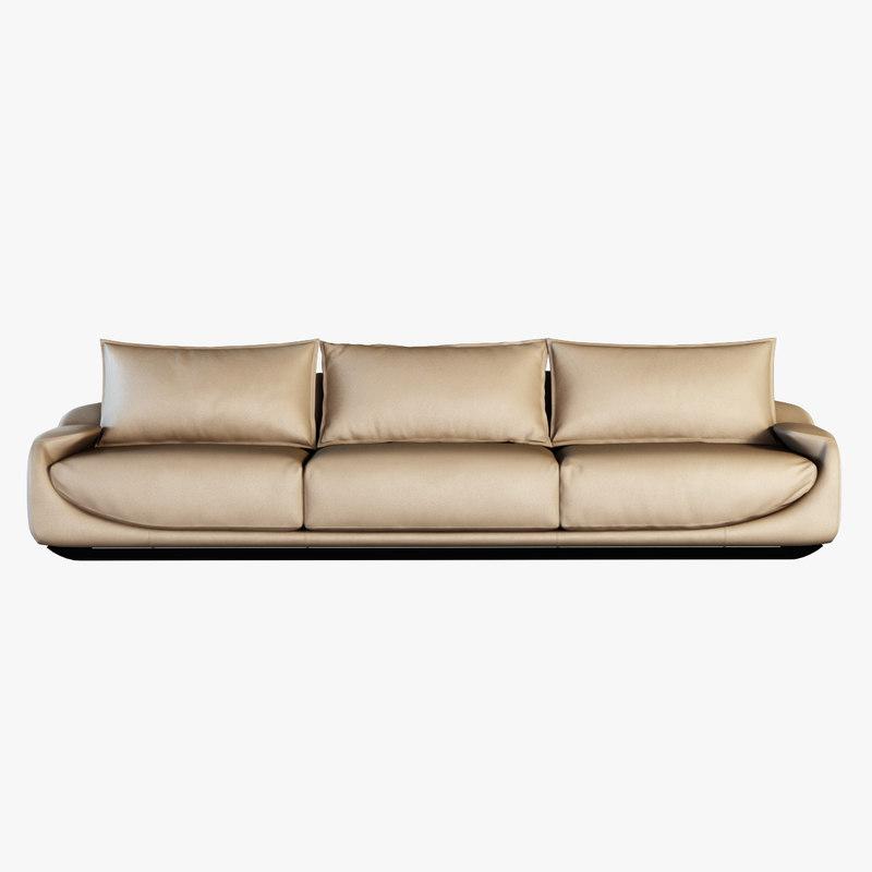 3d sofa martini model