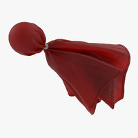 3ds max football penalty flag red