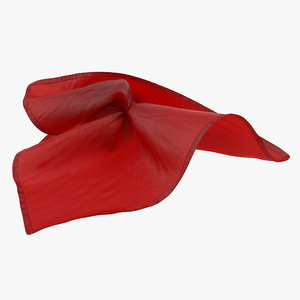 c4d football penalty flag red