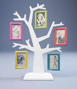 max decorative tree picture frame